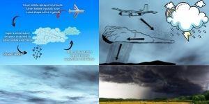 cloud seeding and artificial rain