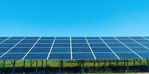 Futuristic Tech Renewable Energy
